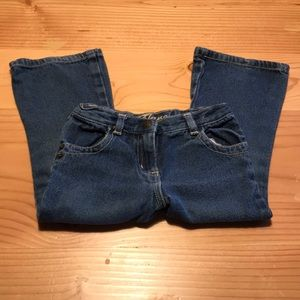 Crazy 8 flare jeans